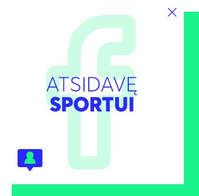 Atsidavę Sportui