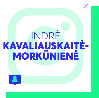 Indrė Kavaliauskaitė-Morkūnienė