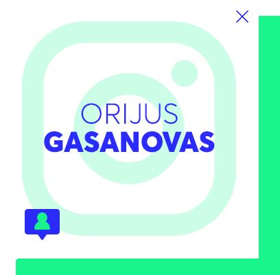 Orijus Gasanovas