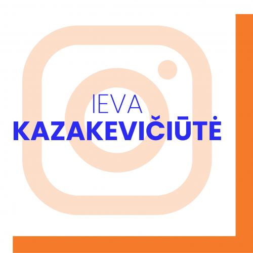 Ieva Kazakevičiūtė