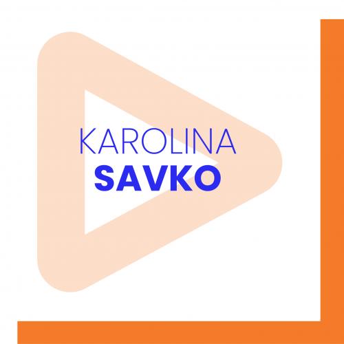 Karolina Savko (Karolinos Vlogai)